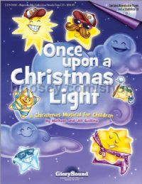 Once Upon a Christmas Light (score & parts + CD)