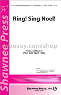Ring! Sing Noel! for 3-part mixed choir & handbells