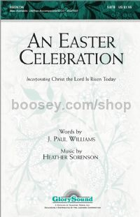 An Easter Celebration for SATB choir