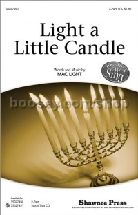 Light a Little Candle for 2-part voices