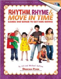 Rhythm, Rhyme & Move in Time (CD only)