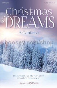 Christmas Dreams (A Cantata) (Full Orchestra Parts)