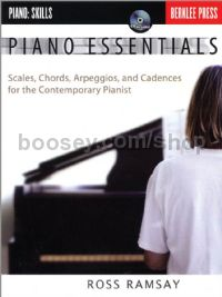 Piano Essentials (with CD)