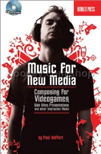Music for New Media (with CD)