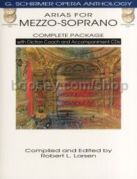 Arias For Mezzo-Soprano - Complete Package (+ 4CDs)