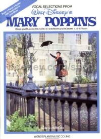 Mary Poppins - vocal selection (PVG, illustrations & story)