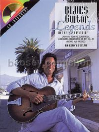 Blues Guitar Legends Inc (Guitar Tablature) (Book & CD)