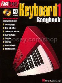 Fast Track Keyboard 1 Songbook + Cd