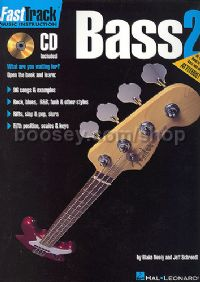 Fast Track Bass 2 (Book & CD)