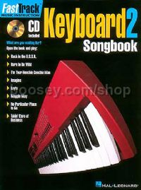 Fast Track Keyboard 2 Songbook + Cd