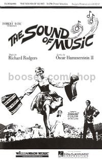 The Sound of Music - choral selection (SATB)