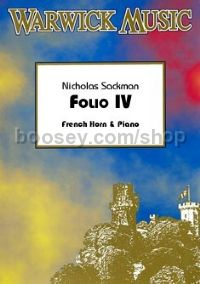 Folio IV for French Horn & Piano