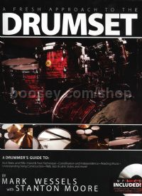 Fresh Approach To The Drumset (Bk & CD)