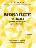 Mosaique Vol. 3 - organ
