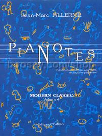 Pianotes Modern Classic Vol.4 - piano