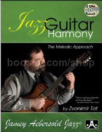 Jazz Guitar Harmony 2 CDs