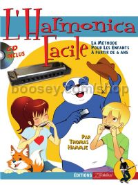 L'Harmonica Facile (Book & CD)