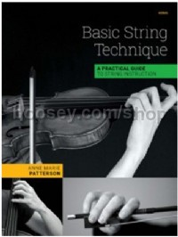 Basic String Technique (Violin)