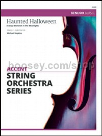 Haunted  (String Orchestra Score & Parts)