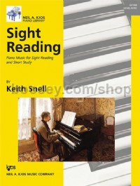 Sight Reading: Piano Music for Sight Reading and Short Study, Level 9