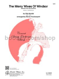 The Merry Wives Of Windsor - String Orchestra (Score & Parts)