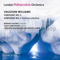 Symphony No. 5 (LPO Audio CD x2)