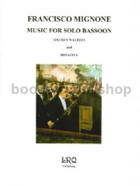Music for Solo Bassoon