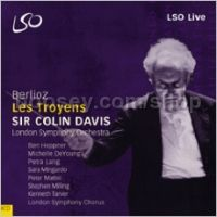 Les Troyens (LSO Live Audio CD x4)