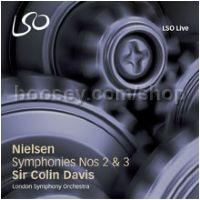 Symphonies No. 2 & 3 (LSO Live SACD)