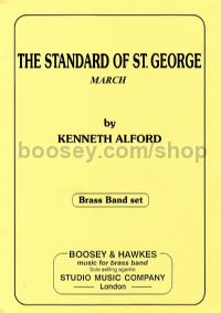 Standard of St George Brass Band Set