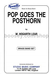 Pop Goes The Posthorn (posthorn Solo + Brass Band) (set)