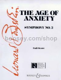 "Symphony No. 2 ""Age of Anxiety"""