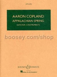 Appalachian Spring - Suite (13 Inst)