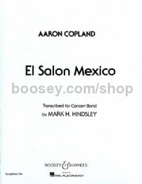 Salon Mexico - Wind/Concert Band Score