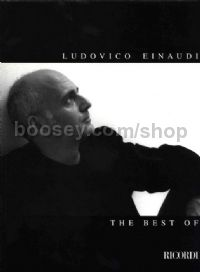Best of Einaudi for Piano The Complete Works