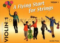 Flying Start For Strings Book 1 Violin