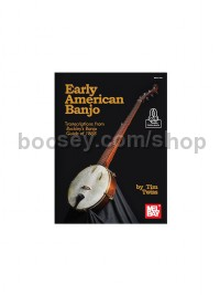Early American Banjo (Book & Online Audio)