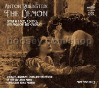 The Demon (Melodia Audio CD x2)