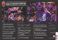 Aquiles Priester Wall Chart (Wall Chart)