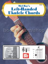 Left-Handed Ukulele Chords (Book)