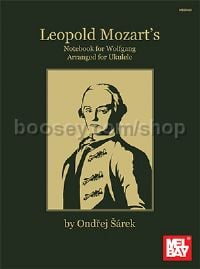 Leopold Mozart's Notebook for Wolfgang for ukulele