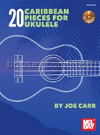 20 Caribbean Pieces for Ukulele (+ CD)