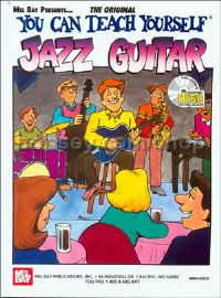 You Can Teach Yourself Jazz Guitar (+ CD)