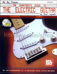 Composer's Guide to the Electric Guitar (Book/CD Set)