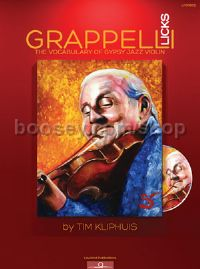 Grappelli Licks: The Vocabulary of Gypsy Jazz (Book/CD Set)