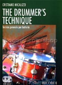 The Drummer's Technique (Percussion) (Book & CDs)