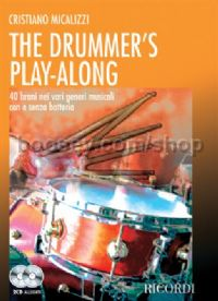 The Drummer's Play-Along (Percussion) (Book & CDs)