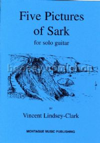 Five Pictures of Sark for guitar