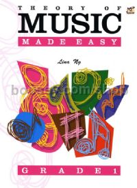 Theory of Music Made Easy - Grade 1 (Book)