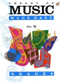 Theory of Music Made Easy - Grade 3 (Book)